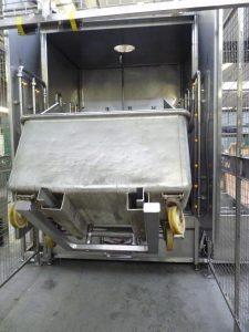 Bulk Container Washing